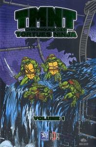 Steve Murphy et Rick Remember - Tortues Ninja Tome 1 : TMNT: Chroniques des tortues ninja.