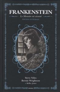 Deedr.fr Frankenstein, le monstre est vivant Intégrale Image