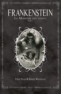 Steve Niles et Bernie Wrightson - Frankenstein, le monstre est vivant Tome 1 : .