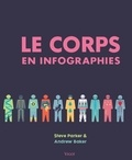 Steve Parker et Andrew Baker - Le corps en infographies.