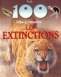 Steve Parker - Les extinctions.