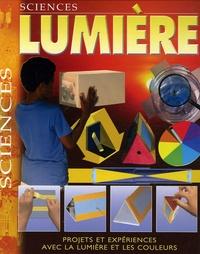 Steve Parker - Lumière - Projets avec expériences sur la lumière et la couleur.