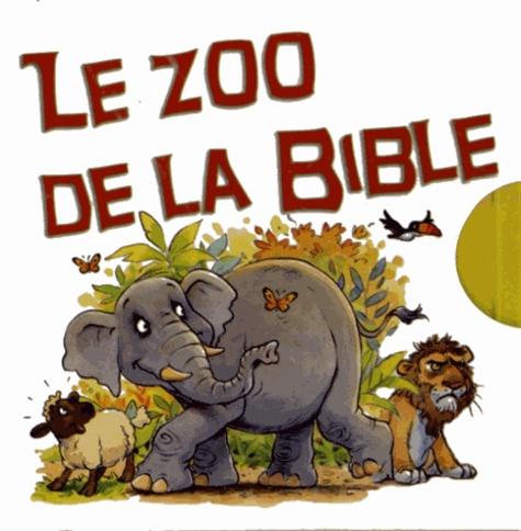 Steve Smallman - Le zoo de la Bible - 6 volumes : Noé et l'éléphant ; Le lion féroce privé de repas ; Jonas et le gros poisson ; L'âne aide un homme blessé ; Le cochon généreux ; Le mouton perdu.