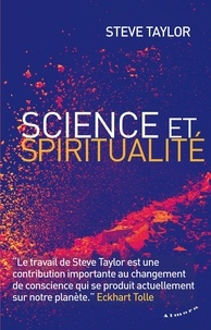 Steve Taylor - Science et spiritualité.