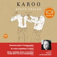 Ebook téléchargement pdf gratuit Karoo 9782356415318 par Steve Tesich
