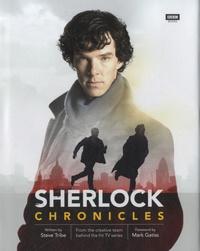 Steve Tribe - Sherlock Chronicles.