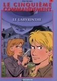 Steve Van Bael - Le cinquième commandement Tome 1 : Le labyrinthe.