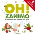 Steve Waring et Maud Legrand - Oh ! zanimo. 1 CD audio