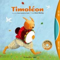 Steve Waring - Timoléon. 1 CD audio