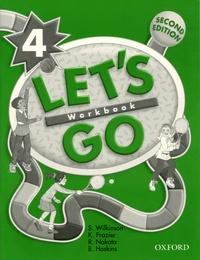 Steve Wilkinson et Karen Frazier - Let's go 4: Workbook.
