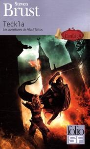 Steven Brust - Les aventures de Vlad Taltos  : Teckla.
