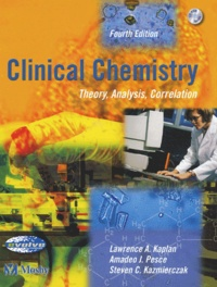 Clinical chemistry. Theory, analysis, correlation, With CD-ROM, 4th edition.pdf