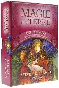 Steven D. Farmer - Magie de la terre - Cartes oracle.