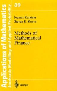 Steven-E Shreve et Ioannis Karatzas - Methods of Mathematical Finance.