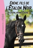 Steven Farley - L'Etalon Noir Tome  22 : Un cheval nommé Ebène.