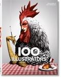 Steven Heller et Julius Wiedemann - 100 illustrators.