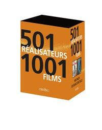 Steven Jay Schneider - 1001 films à voir avant de mourir ; 501 réalisateurs - Coffret en 2 volumes.