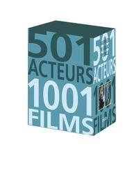 Steven Jay Schneider - Coffret en 2 volumes : 1 001 films à voir avant de mourir ; 501 acteurs.