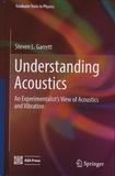 Steven-L Garrett - Understanding Acoustics - An Experimentalist's View of Acoustics and Vibration.