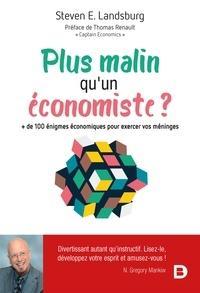 Plus malin quun économiste ?.pdf