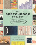 Steven Peterman - The sketchbook project - World tour.