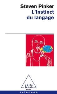 Steven Pinker - L'instinct du langage.