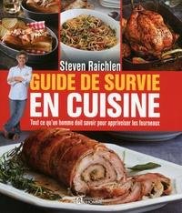 Deedr.fr Guide de survie en cuisine - Tout ce que l'homme doit savoir pour apprivoiser les fourneaux Image