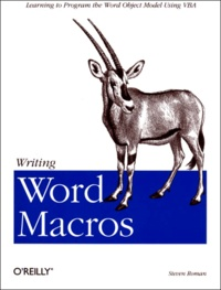 Histoiresdenlire.be WRITING WORD MACROS Image