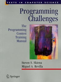 Ucareoutplacement.be Programming challenges - The Programming Contest Training Manual Image