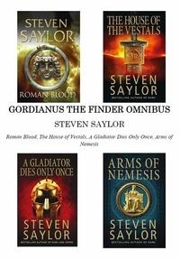 Steven Saylor - Gordianus The Finder Omnibus (Books 1-4).