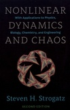 Steven Strogatz - Nonlinear Dynamics and Chaos - With Applications to Physics, Biology, Chemistry, and Engineering.