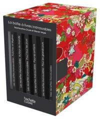 La boîte à livres inavouables- 5 livres, 180 recettes délicieusement inavouables pour tous les moments de la vie + 1 livre à remplir et à conserver - Steven Ware | Showmesound.org