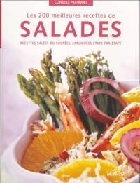 Steven Wheeler - Les 200 meilleures recettes de salades.