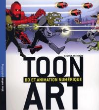 Steven Withrow - Toon Art - BD et animation numérique.
