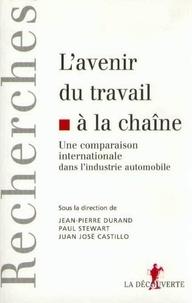 Stewart et Jean-Pierre Durand - .