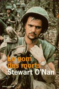 Stewart O'Nan - Le nom des morts.