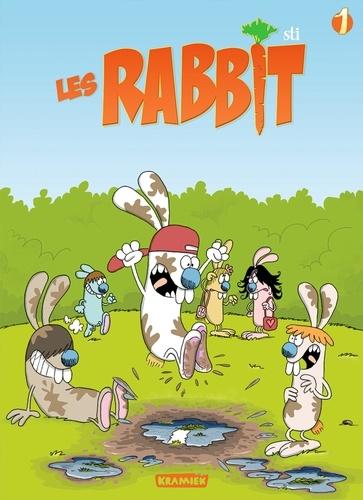 Les Rabbit T1. Carotte Power