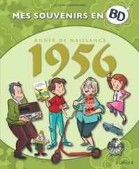 Sti et Jean Claudio Vinci - Mes souvenirs en BD  : Année de naissance 1956.