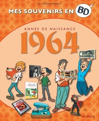 Sti et Cristian Canfailla - Mes souvenirs en BD  : Année de naissance 1964.