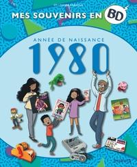 Sti - Mes souvenirs en BD  : Année de naissance 1980.
