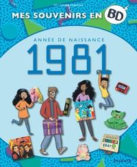 Sti - Mes souvenirs en BD  : Année de naissance 1981.