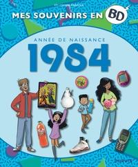 Sti - Mes souvenirs en BD  : Année de naissance 1984.