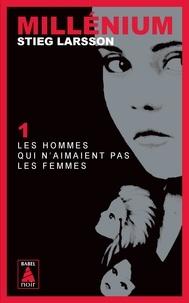 Ebook télécharger deutsch Millénium Tome 1 in French par Stieg Larsson RTF PDB CHM 9782330003968