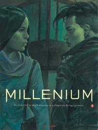 Stieg Larsson et Sylvain Runberg - Millénium Tome 6 : La reine dans le palais des courants d'air - Seconde partie.