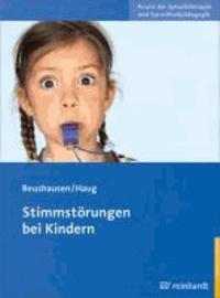 Stimmstörungen bei Kindern.