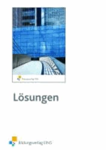 Stofftelegramme Wirtschaftsschule. Lösungen. Baden-Württemberg - Volks- und Betriebswirtschaftslehre, Rechnungswesen, Mathematik, Englisch;.