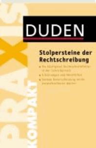 Stolpersteine der Rechtschreibung.