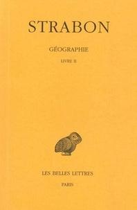 Strabon - Géographie - Tome 1 Livre II, 2e partie.