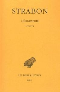 Strabon - Géographie - Tome 4, Livre VII (Europe centrale, Balkans).