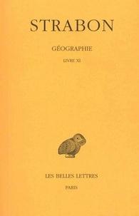 Strabon - Géographie - Tome 8, Livre XI (Anatolie).